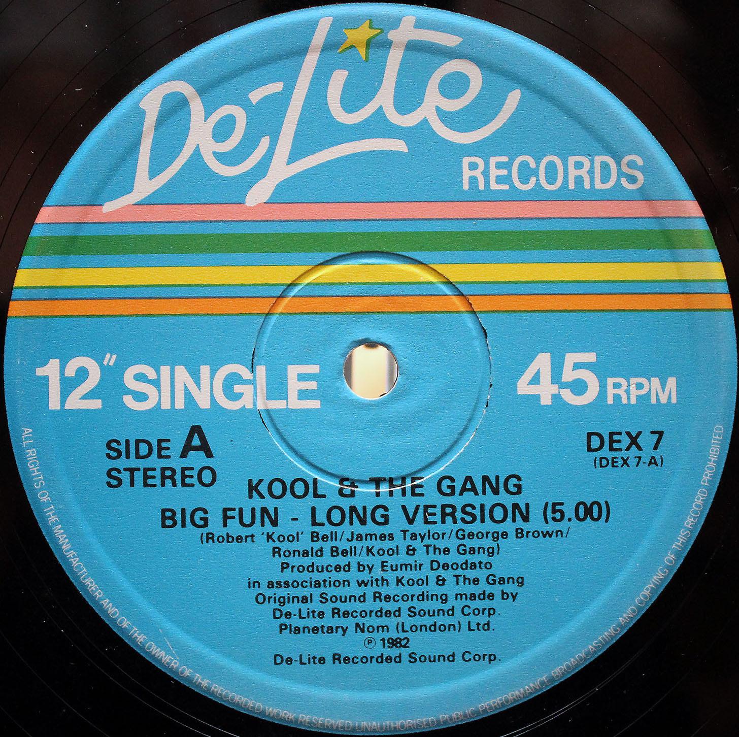 Kool Gang Get down 04