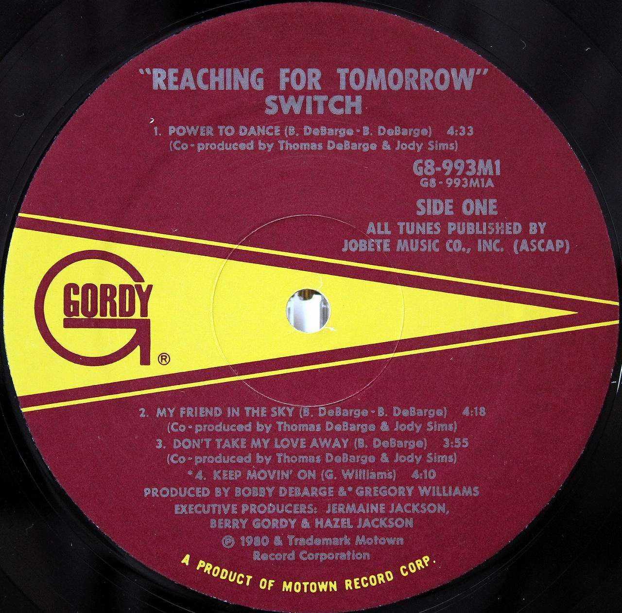 SWITCH REACHING FOR TOMORROW 03