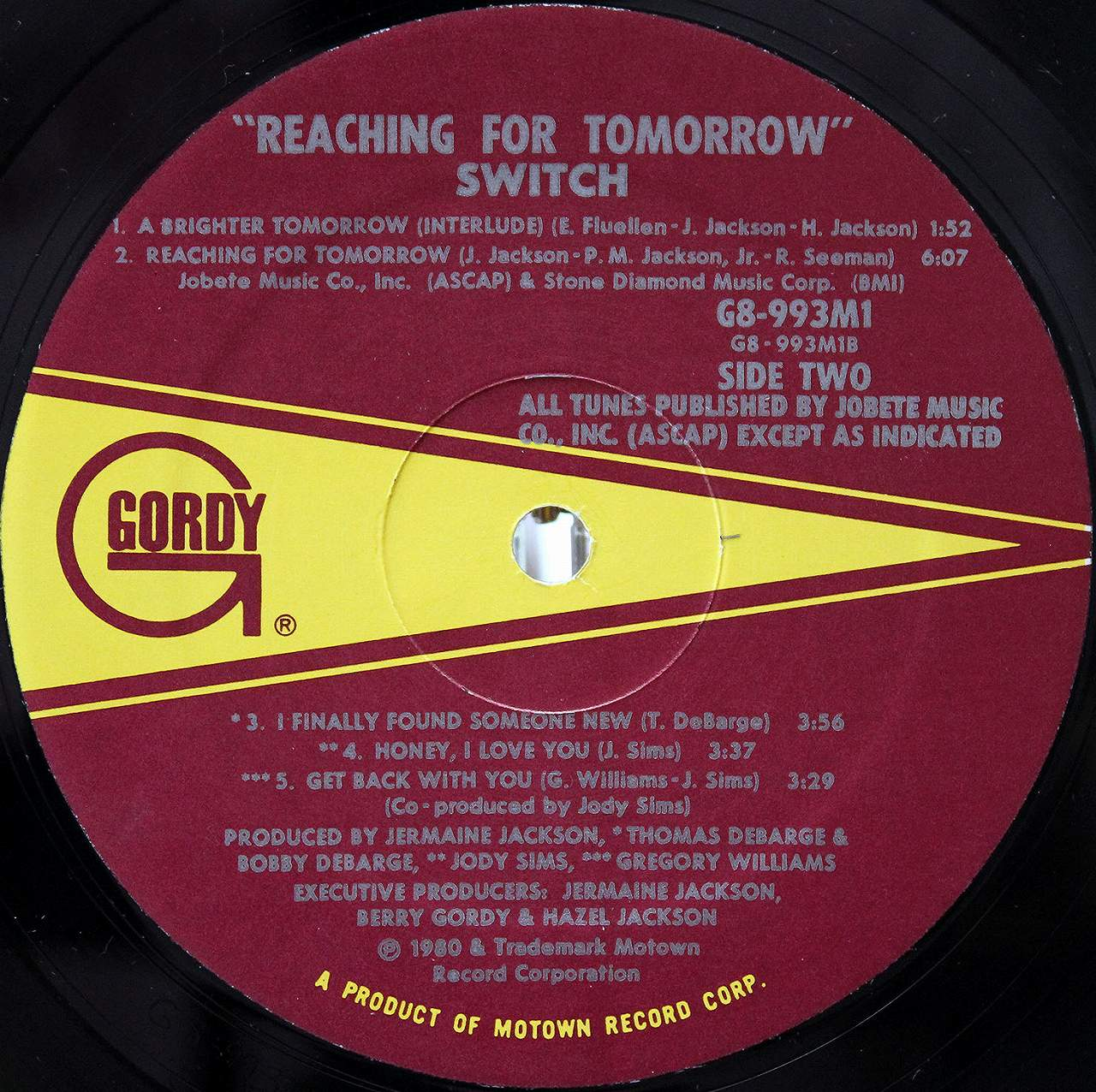 SWITCH REACHING FOR TOMORROW 04