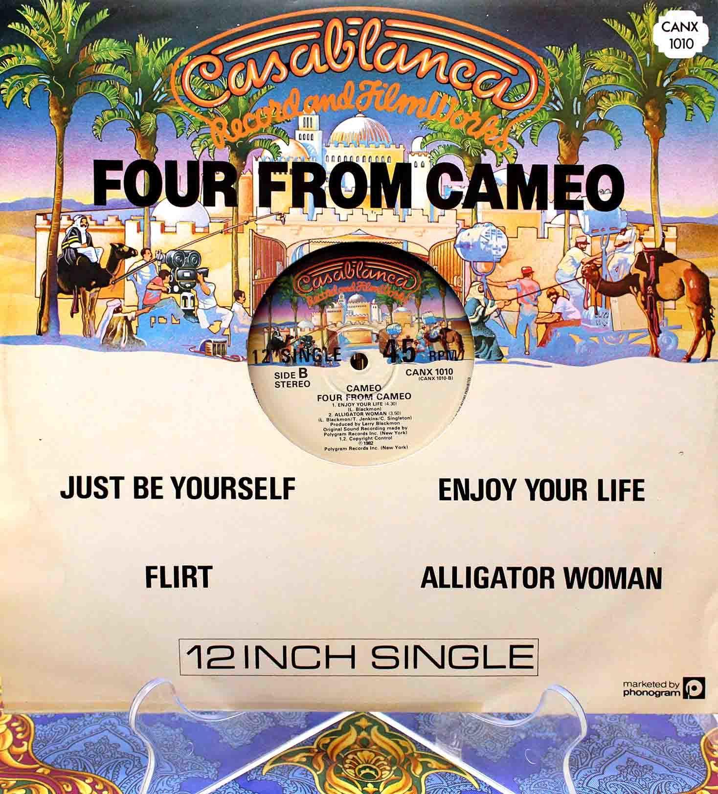 Cameo Enjoy Your Life 01