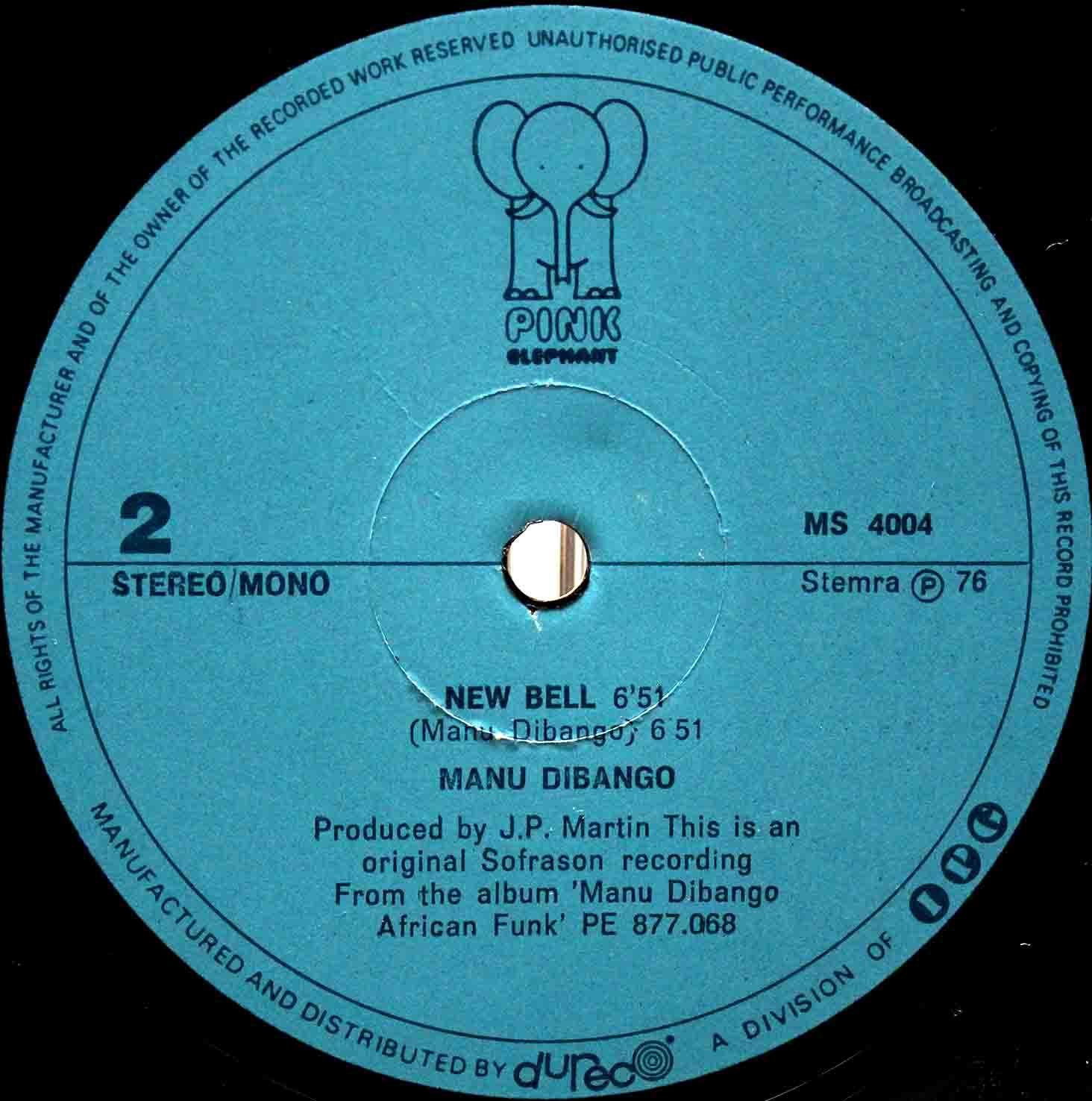 Manu Dibango New Bell 03