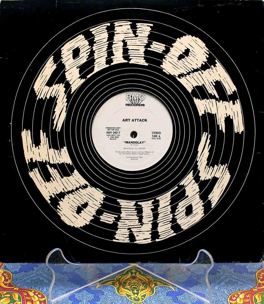 Mandlay US Promo 01