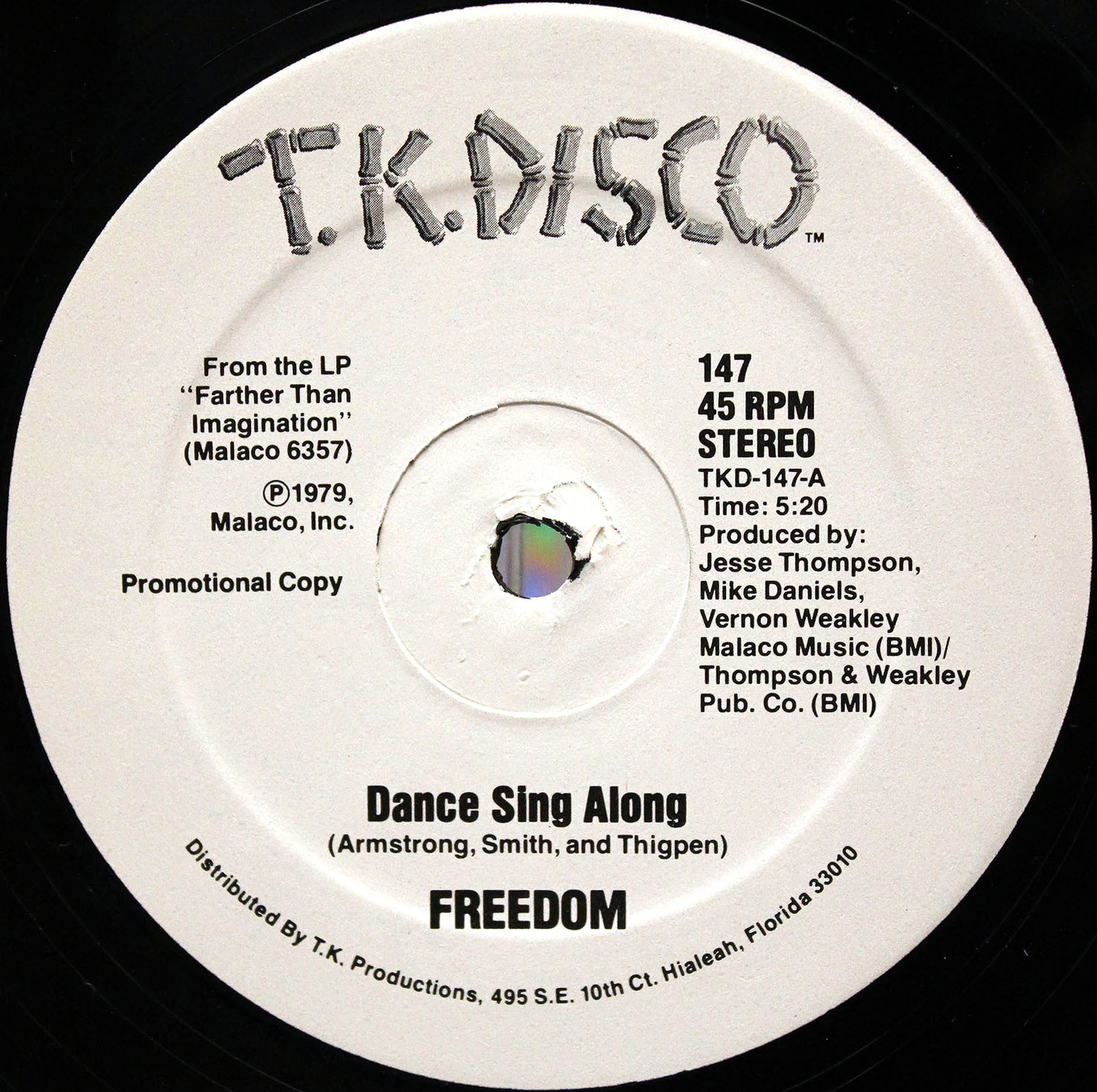 Freedom Dance Sing Along 03