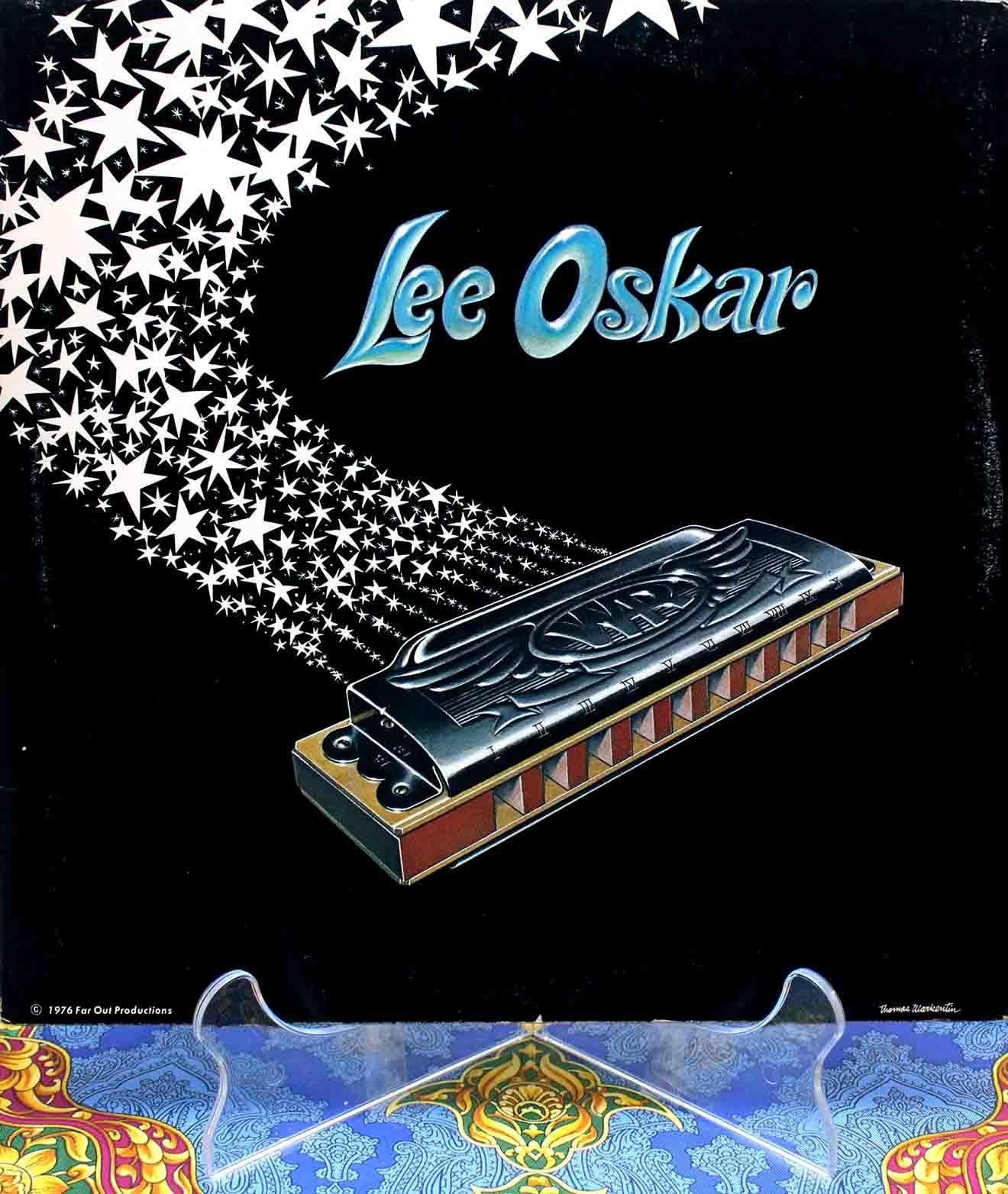 Lee osker LP 01