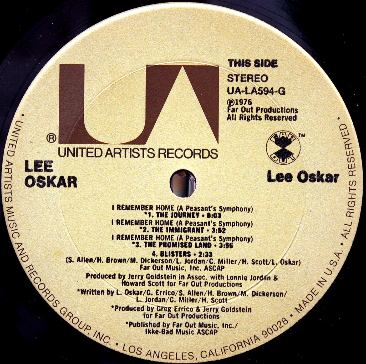 Lee osker LP 05