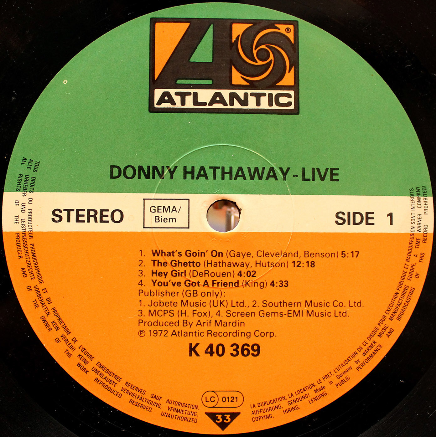 Donny Hathaway live 03