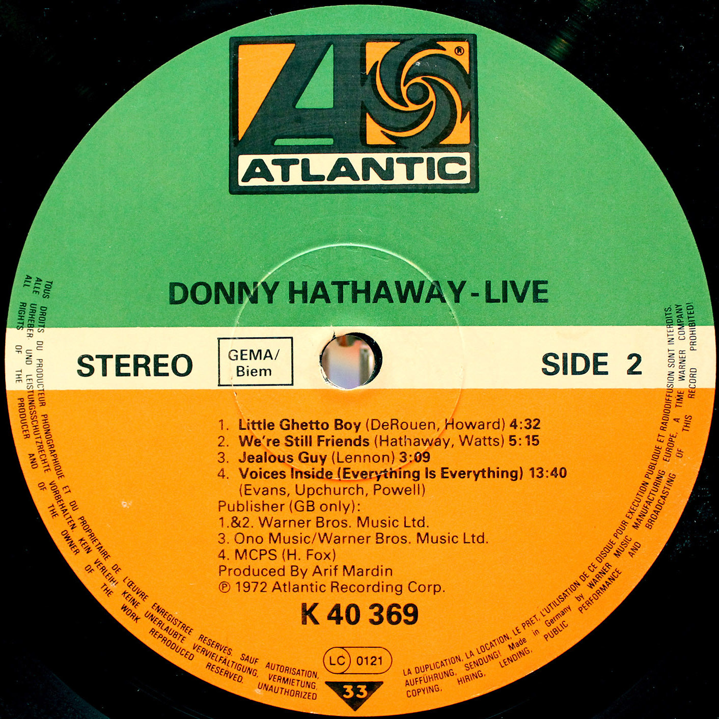 Donny Hathaway live 04