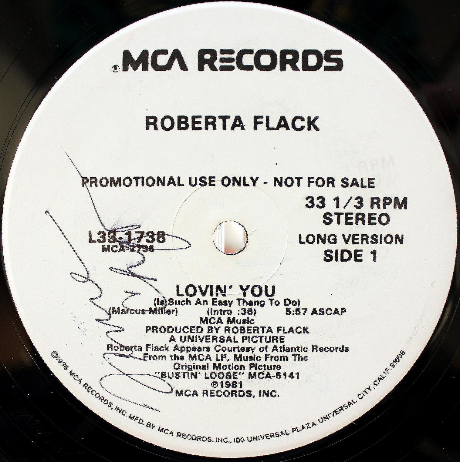 Roberta Flack loving you 03