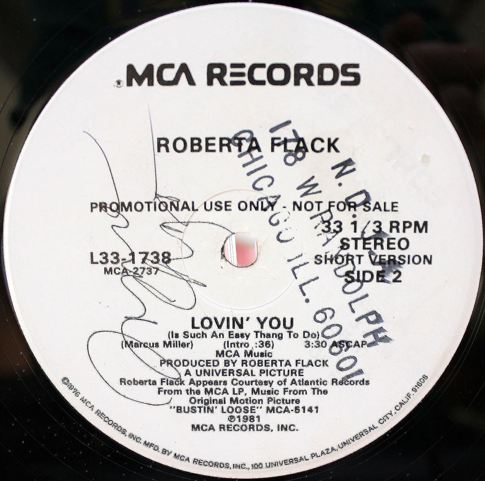 Roberta Flack loving you 04