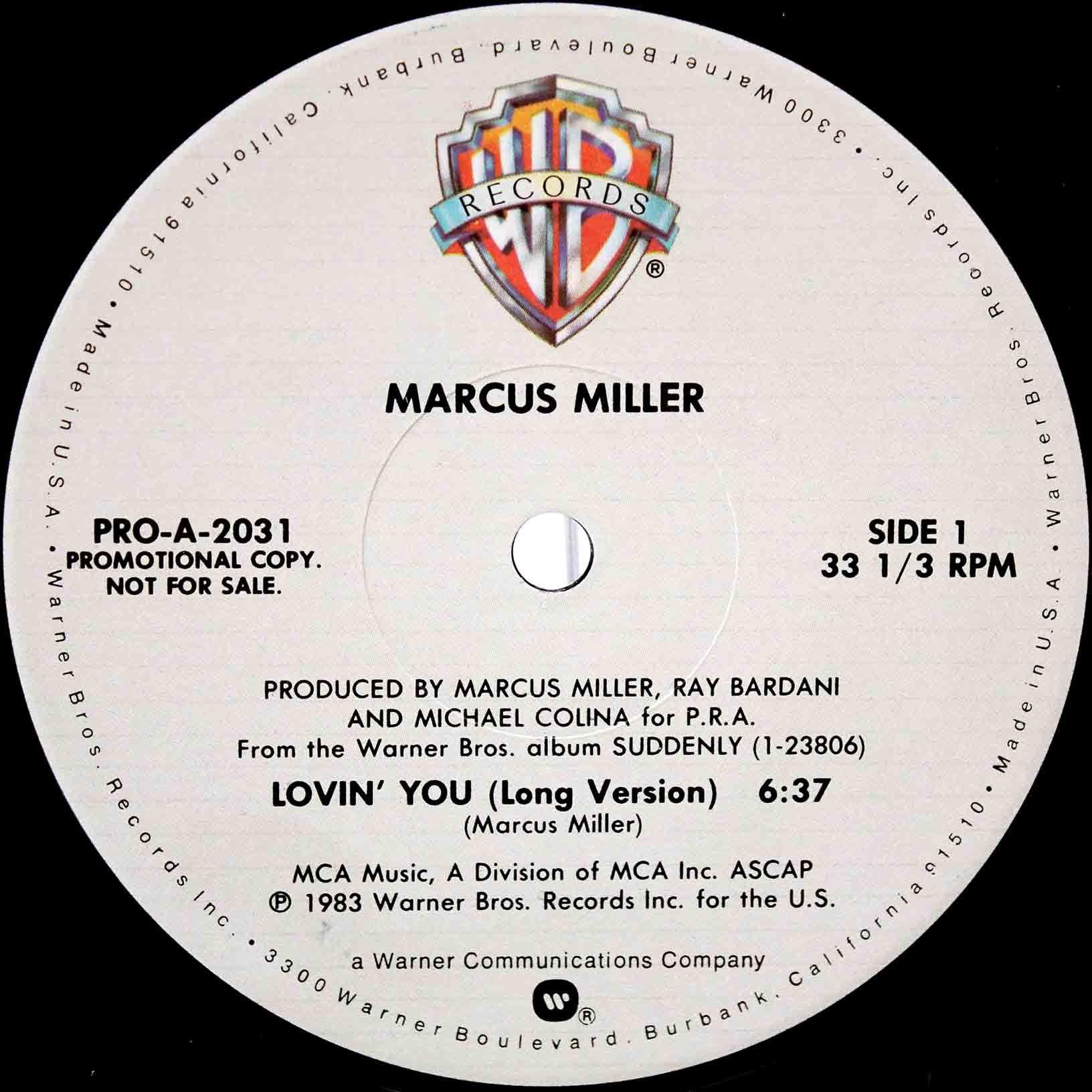 Marcus Miller – Lovin You 02