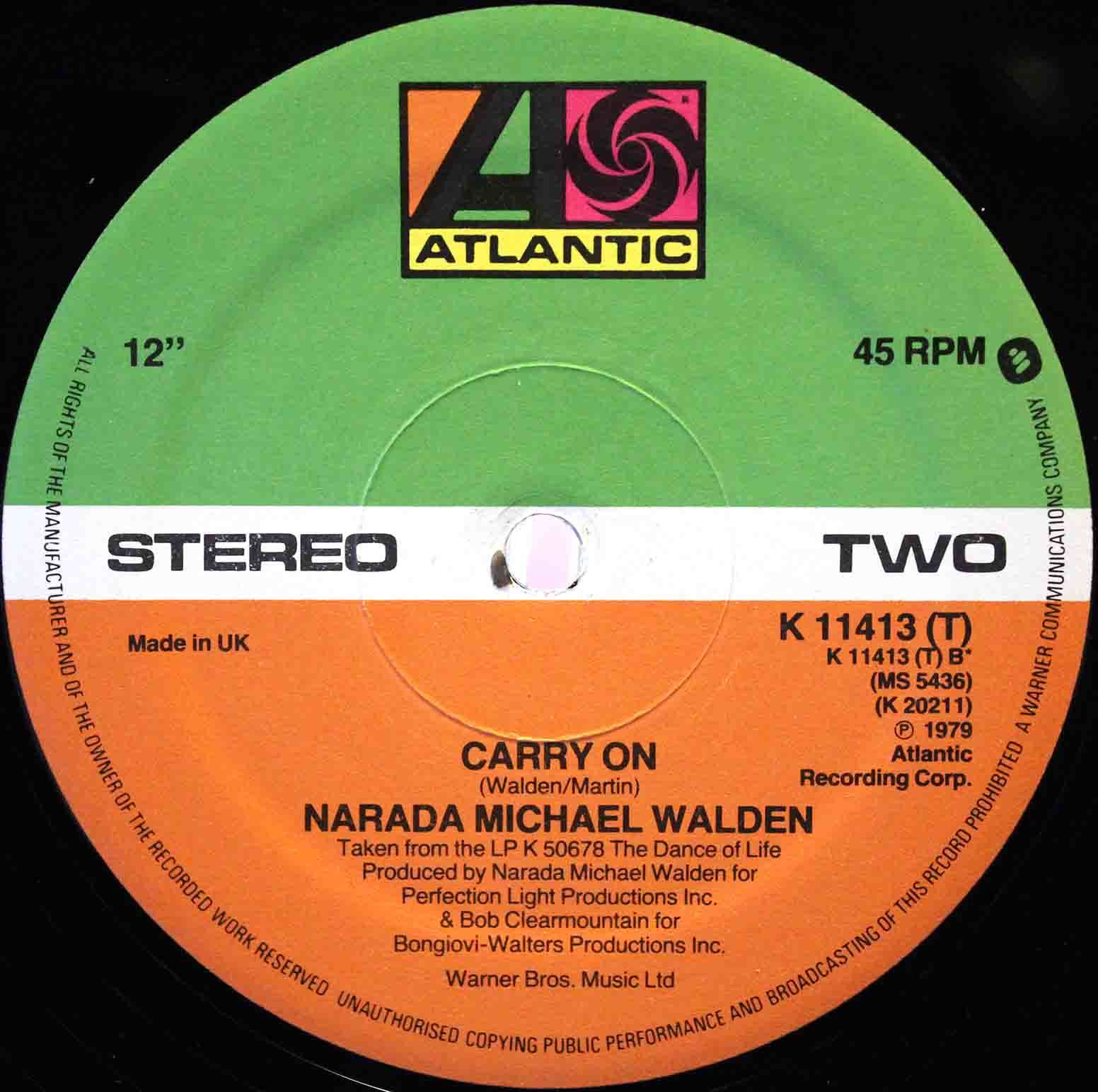Narada Michael Walden ‎– I Shoulda Loved Ya 04