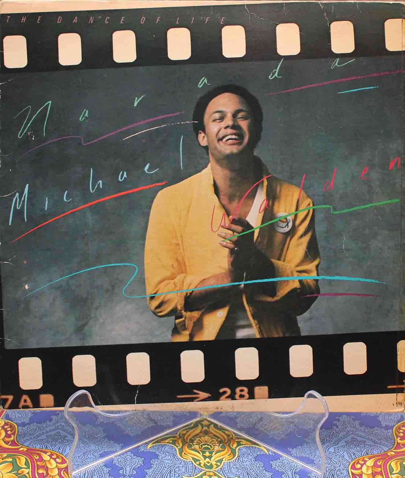 Narada Michael Walden ‎–Dance of Life 01