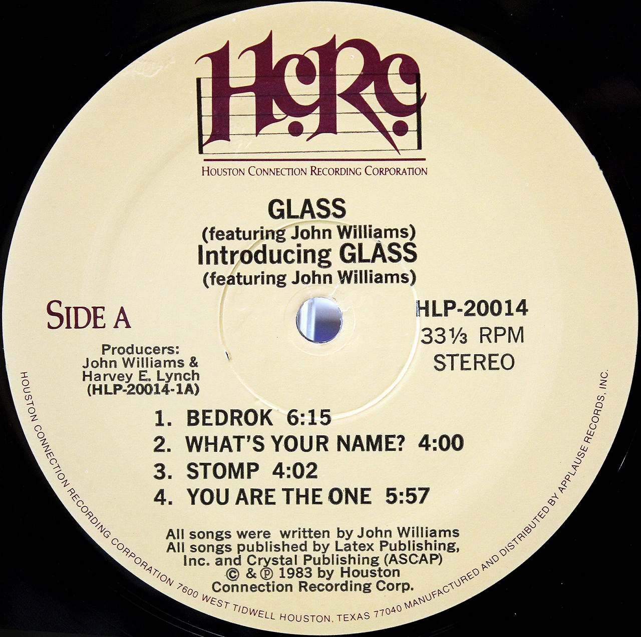 Glass Featuring John Williams 03