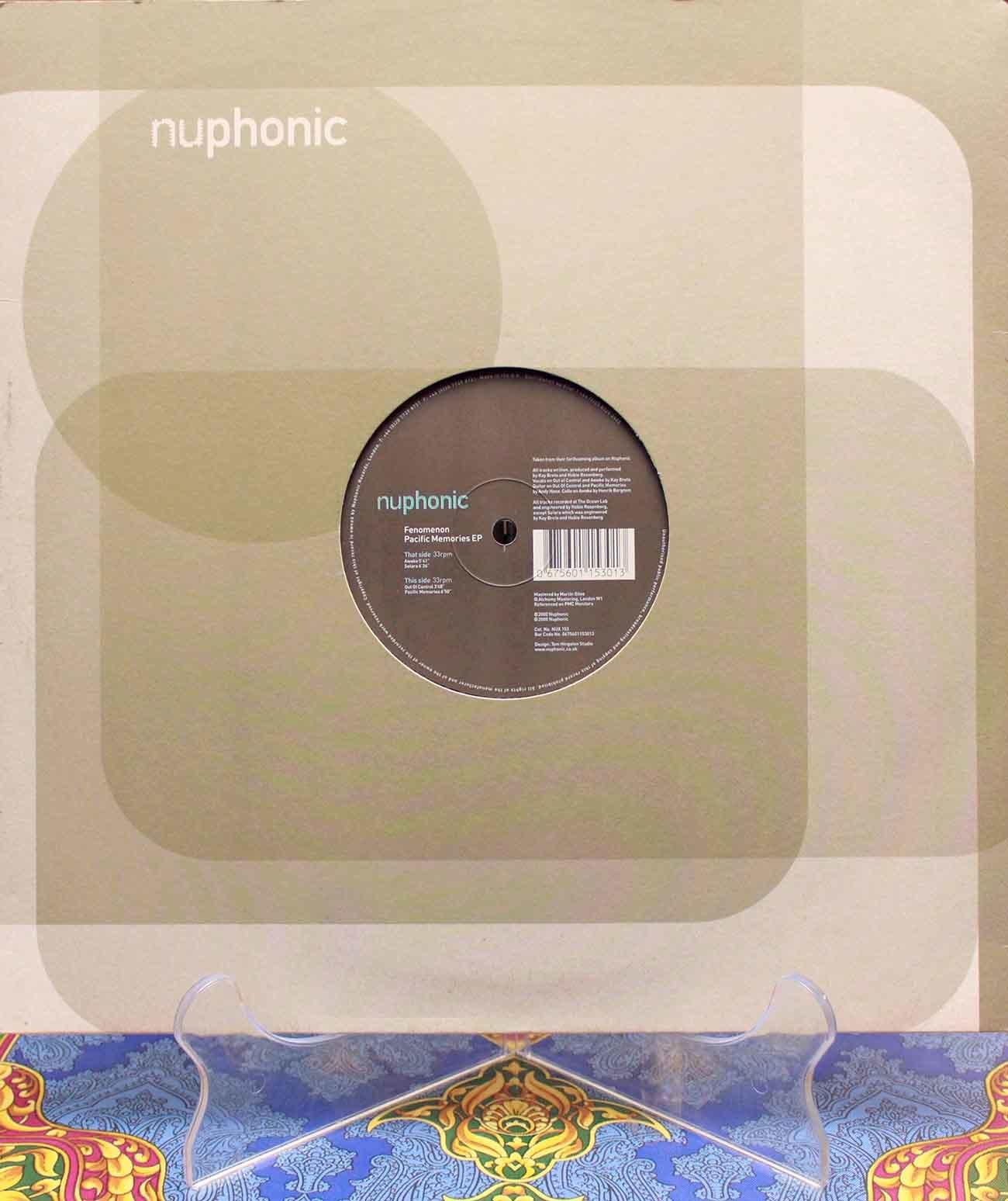 Fenomenon – Pacific Memories EP 01