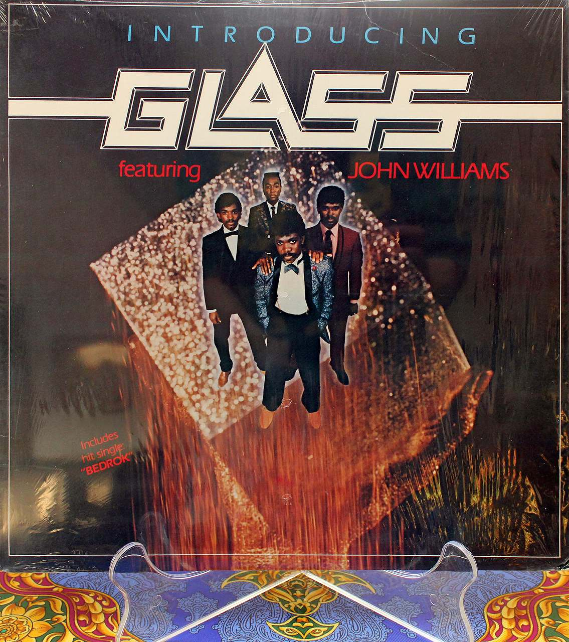 Glass Featuring John Williams 01