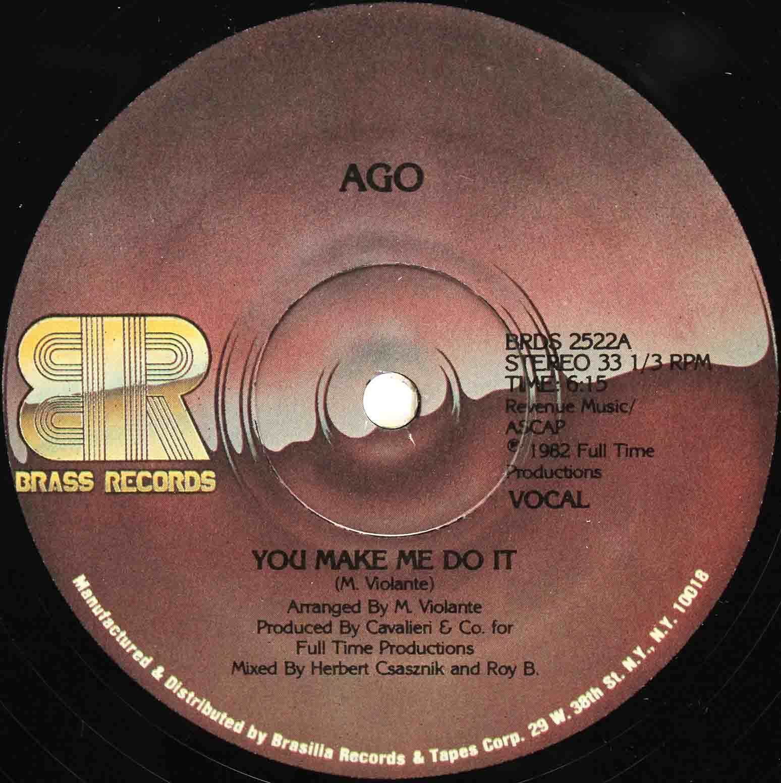 Ago - You Make Me Do It 03
