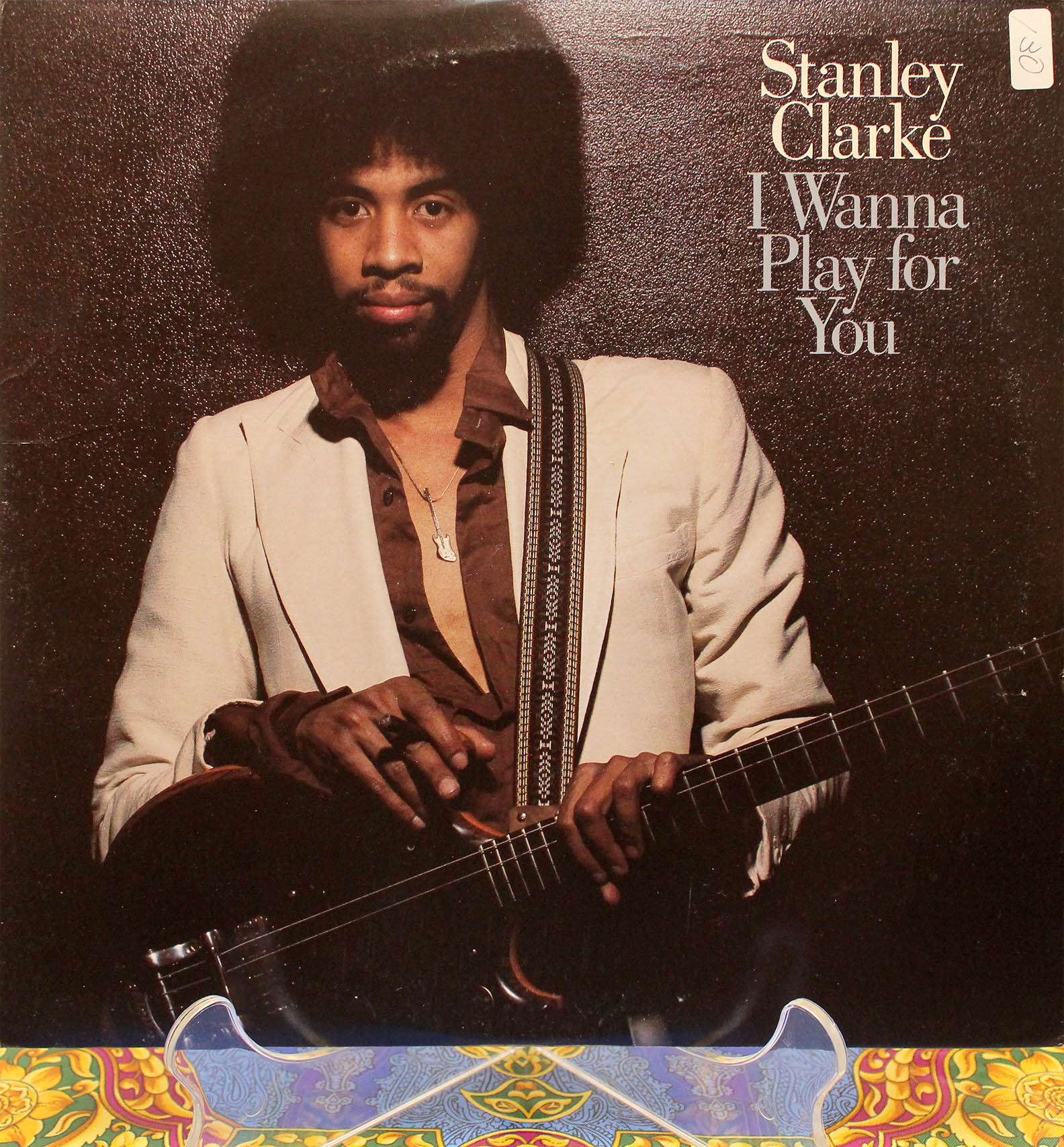 Stanley Clarke ‎– I Wanna Play For You 01