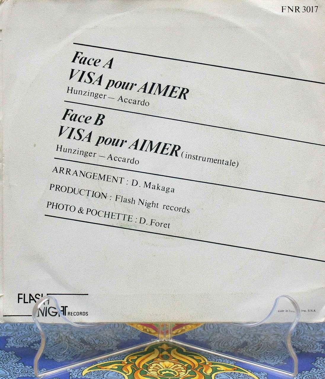 Plaisir Visa Pour Aimer EP 02