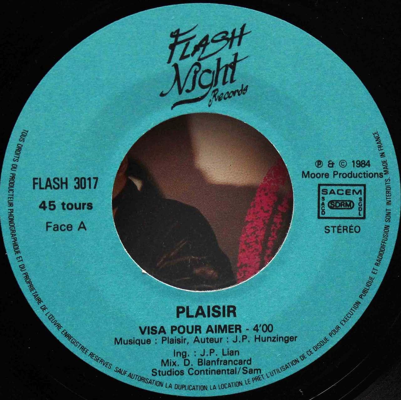 Plaisir Visa Pour Aimer EP 03