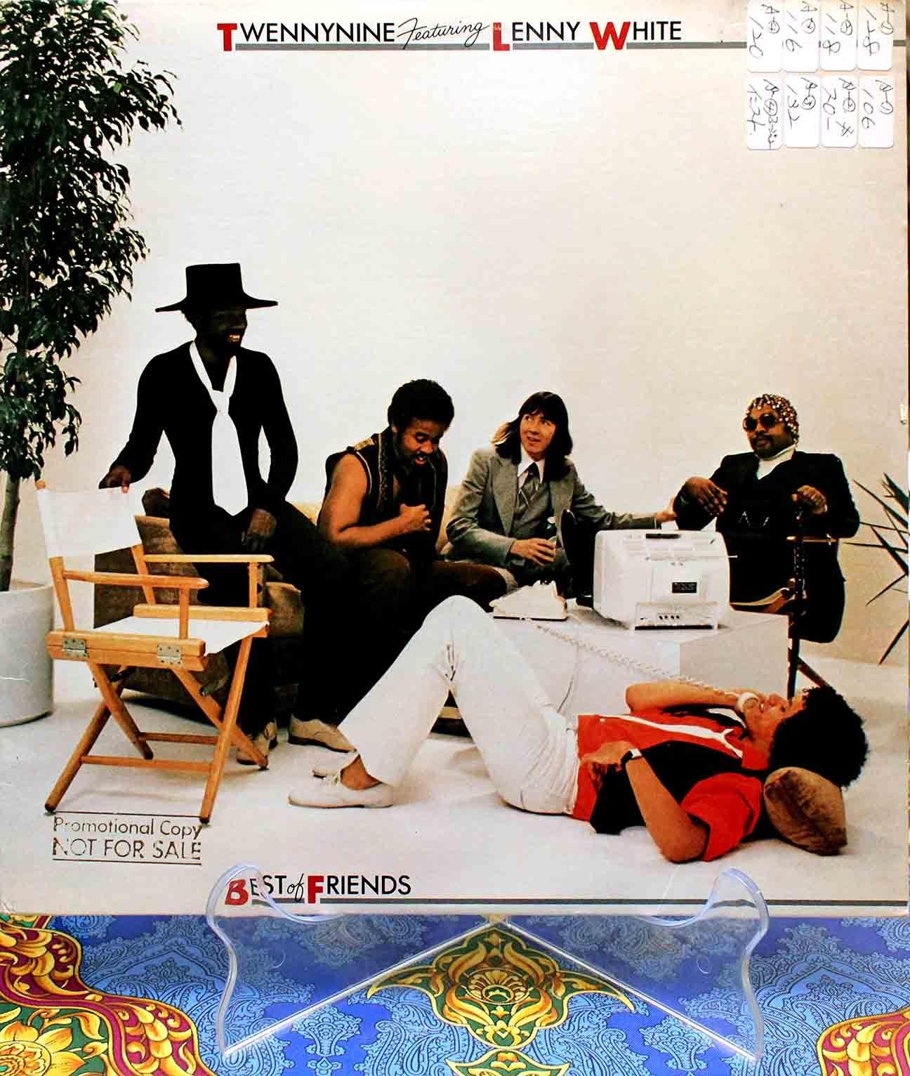 Twennynine Featuring Lenny White LP 01