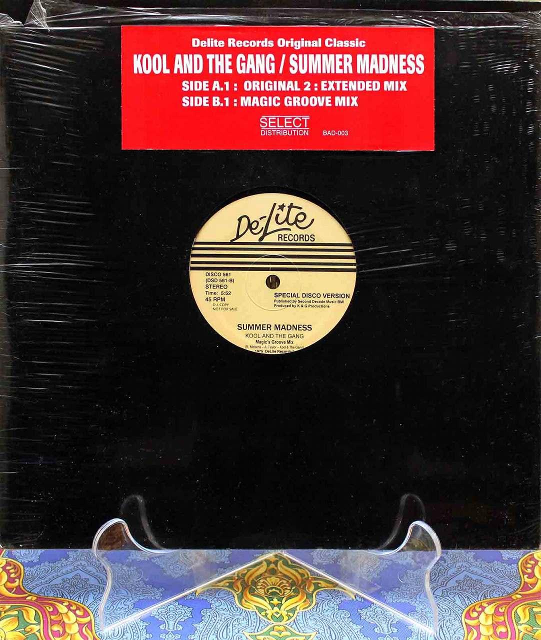 Kool The Gang summer madness Japan 02
