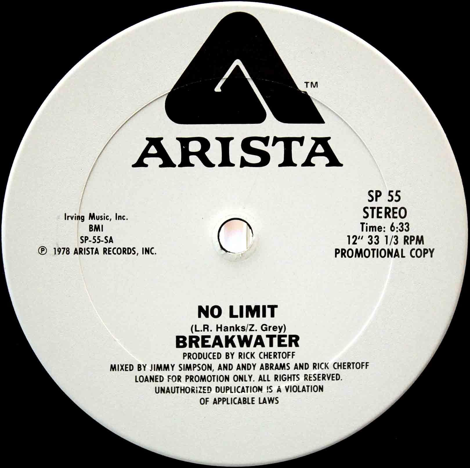 Breakwater – No Limit 03