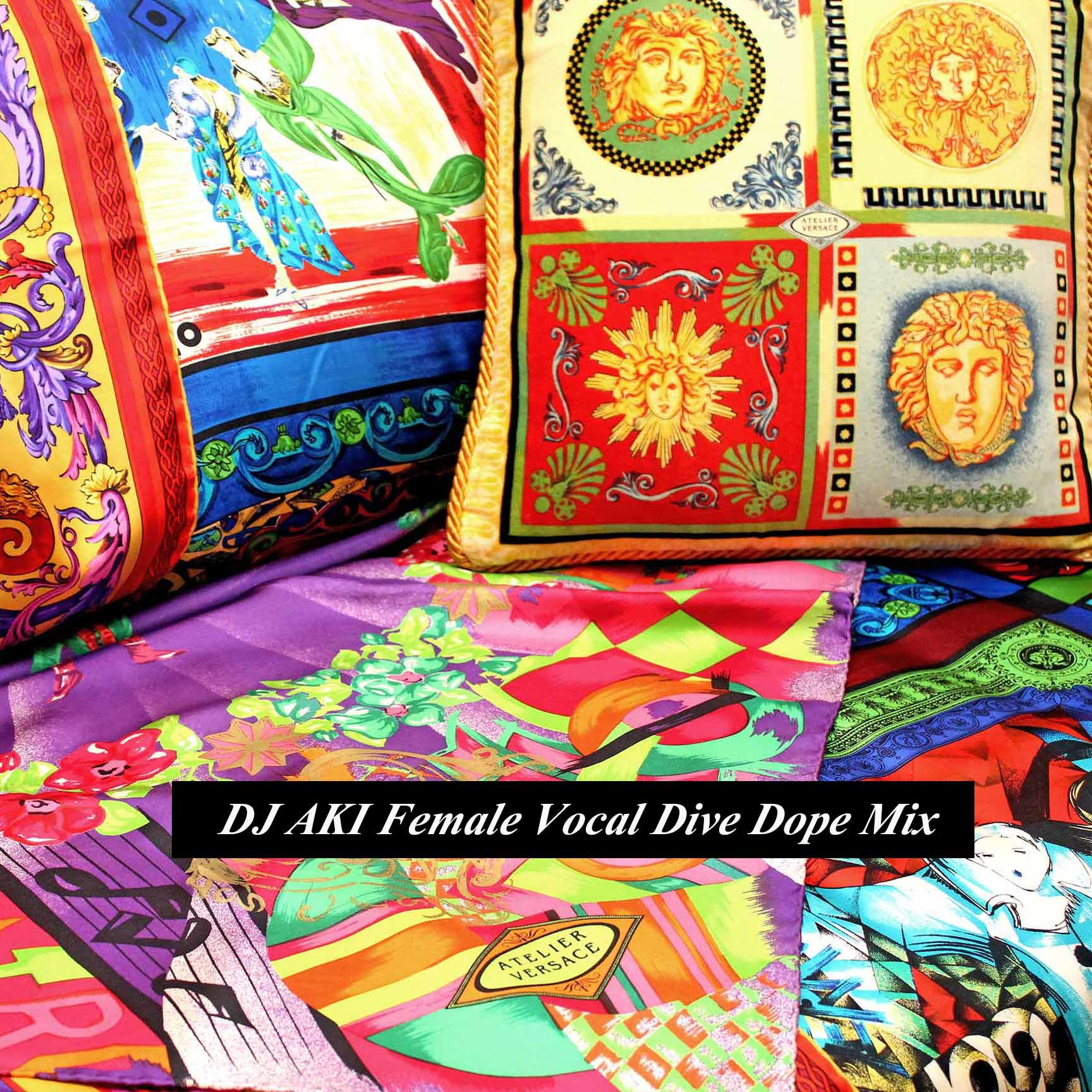 DJ AKI Female Vocal Dive Dope Mix