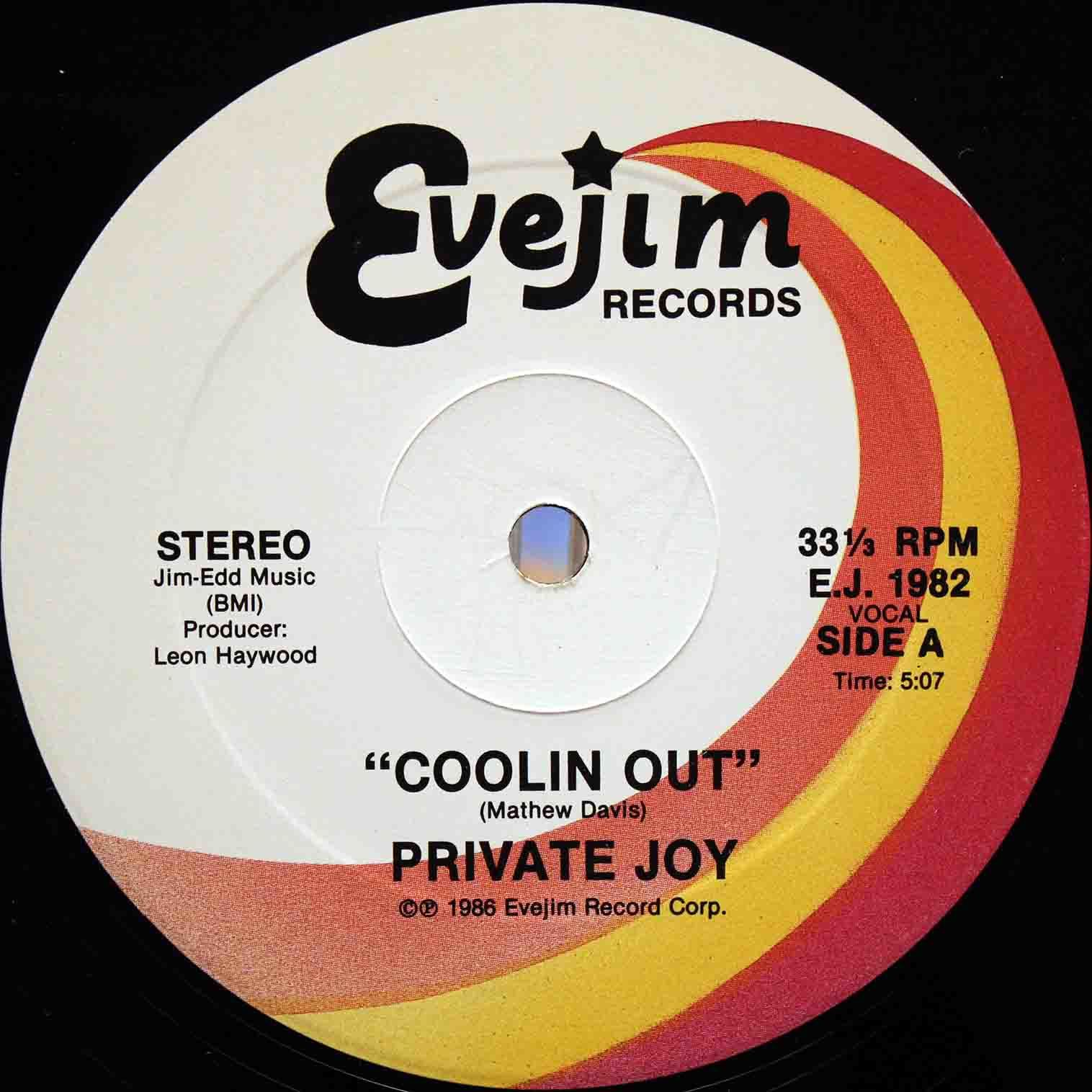 Private Joy – Coolin Out 03