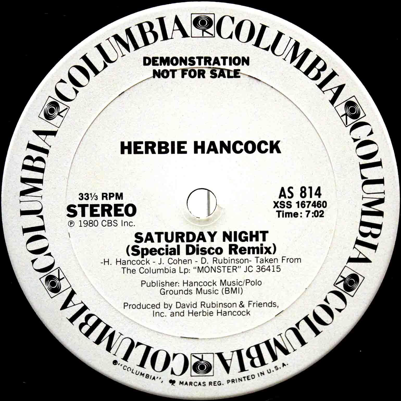 Herbie Hancock – Saturday Night 03