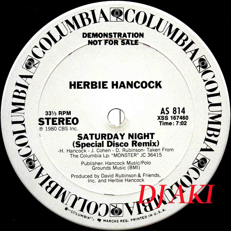 Herbie Hancock – Saturday Night 05