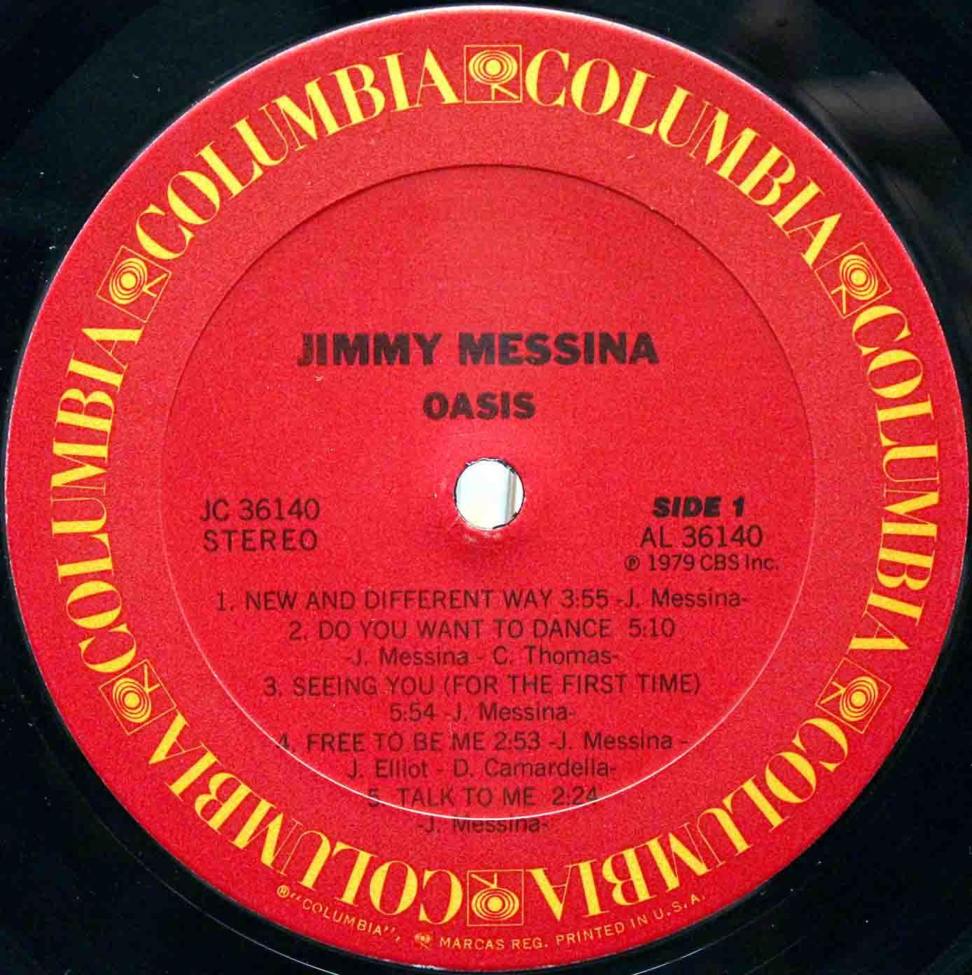 jimmy Messina Oasis 05