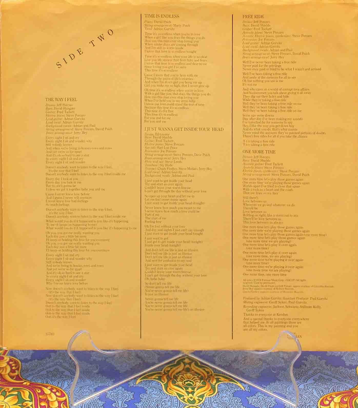 Adrian Gurvitz - Sweet Vendetta 04