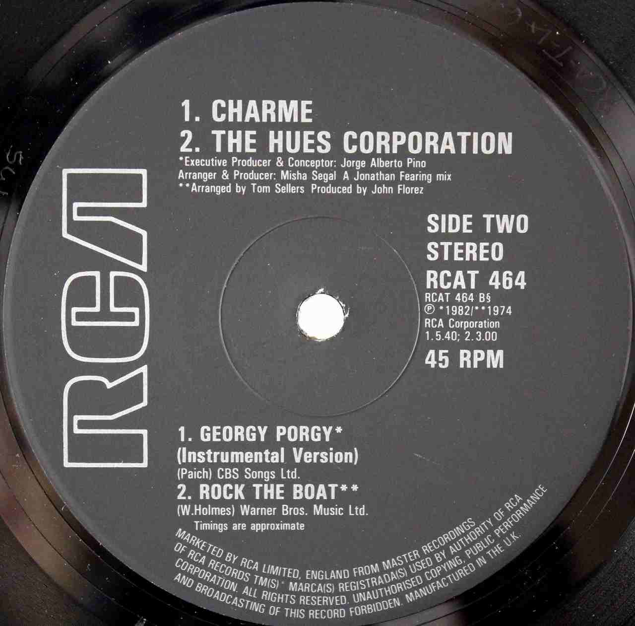 CHARME Feat LUTHER VANDROSS - Georgy Porgy 04