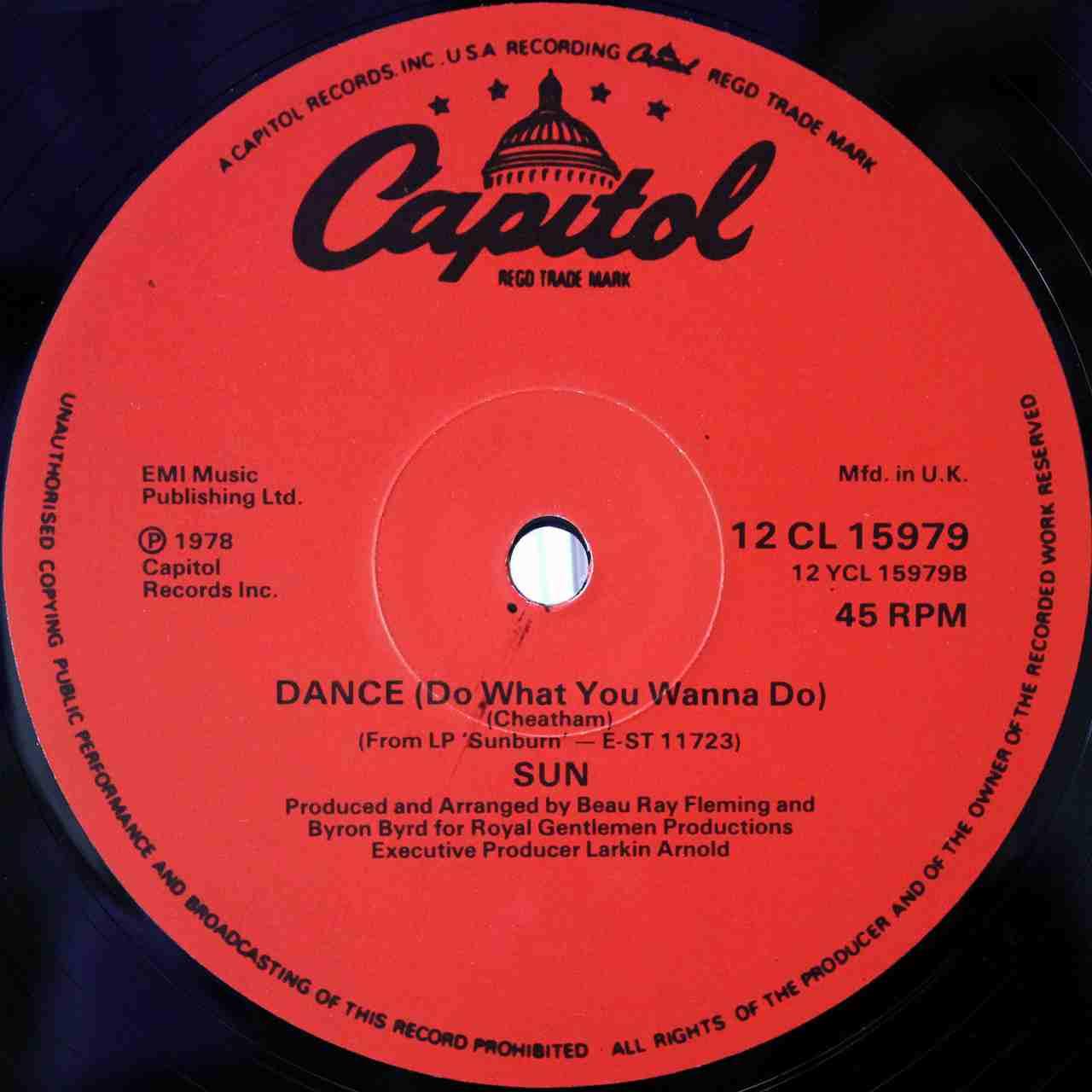 Sun - Dance (Do What You Wanna Do) 02