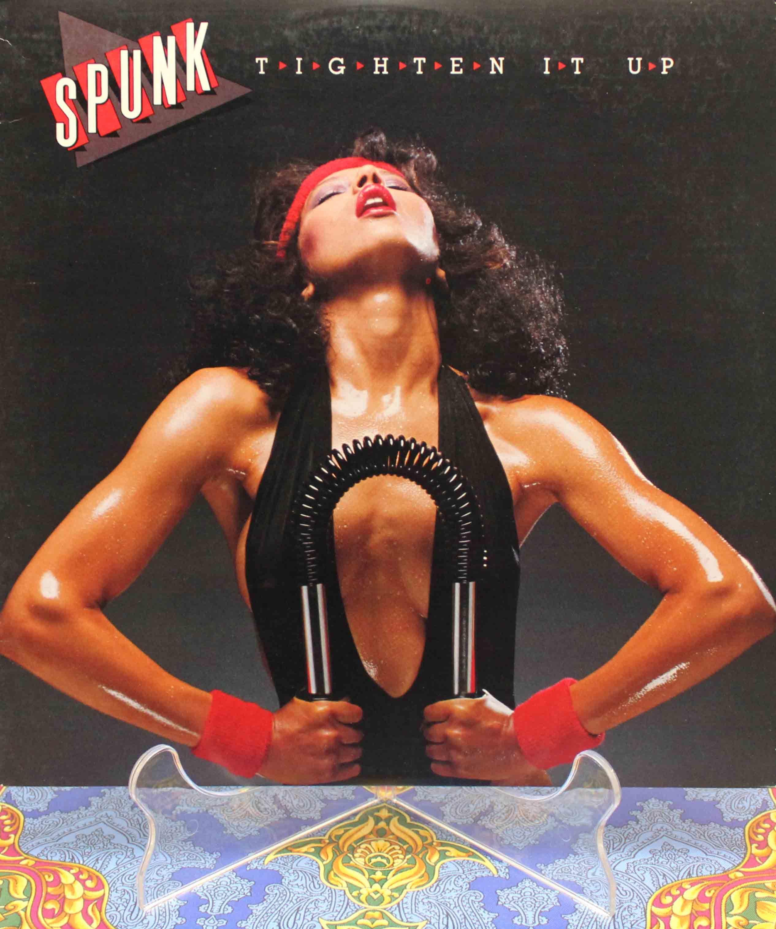 Spunk Tighten It Up LP 01