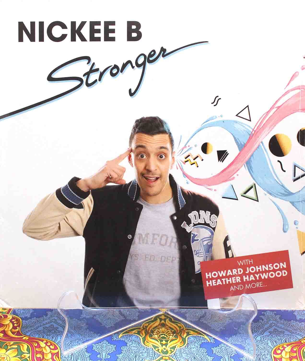 Nickee B – Stronger 01