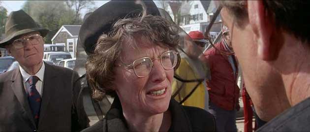 『JAWS/ジョーズ』市や警察の愚策で息子を殺された母役の女優リー・フィエロ、が新型コロナで死去