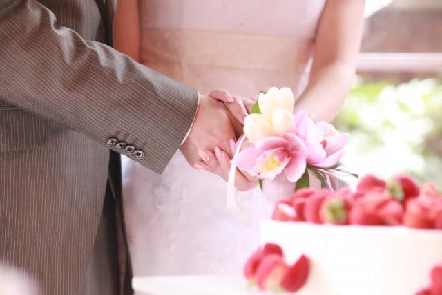 公認会計士の男性が成婚されました。