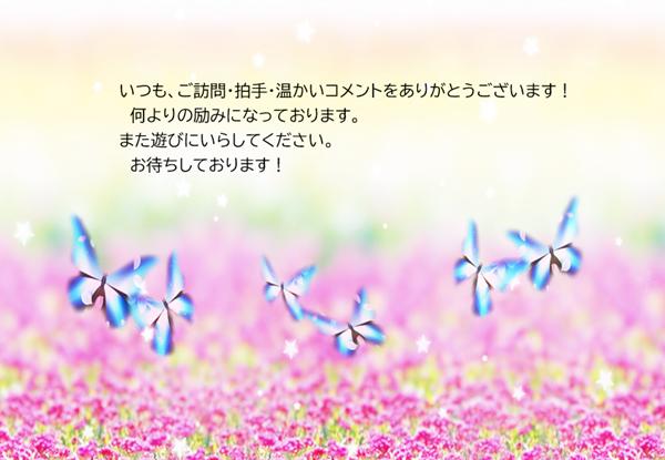 感謝企画③ ラスト決定