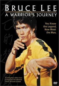 Bruce Lee A Warriors Journey DVD