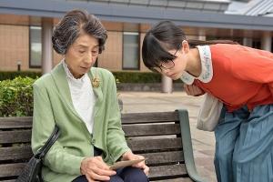 『天使のいる図書館』小芝風花と香川京子