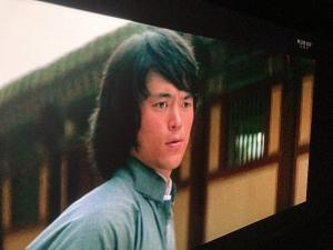 『死亡の塔』主演:タン・ロン