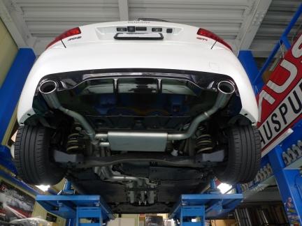PEUGEOT 308 GTi REMUSマフラー2