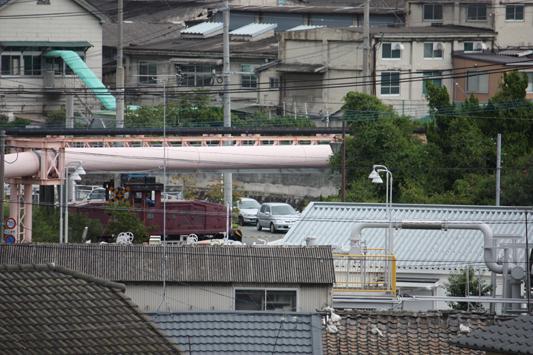 09-9-12東泉町1号踏切遠景 (15)c