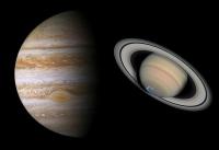 土星、木星