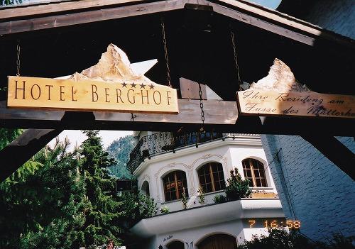 040707HOTEL BERGHOF