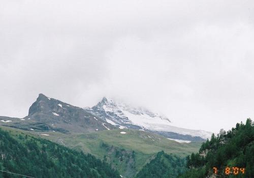 040708スイス・ツェルマット・ホテルベルクホフから-2