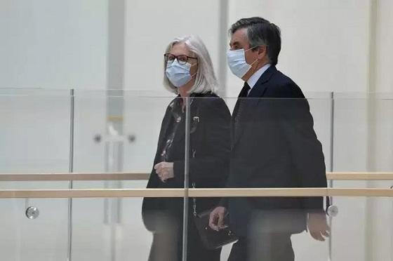 フランソワ・フィヨンに有罪判決