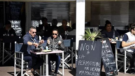 マルセイユ レストラン閉店 コロナ