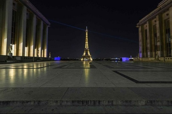 パリ夜間外出禁止